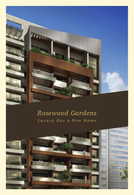 Rosewood Gardens Brochure By Danny Khoury   Issuu