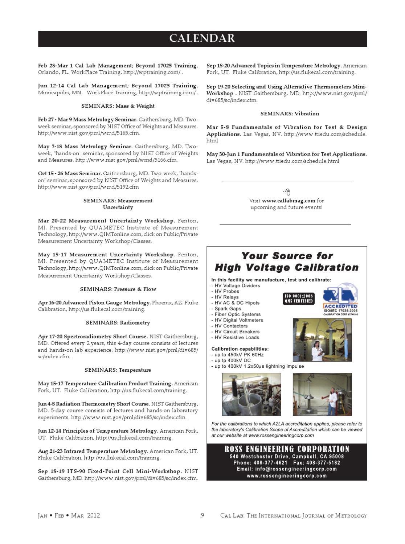 Cal Lab 19:1 by Cal Lab Magazine - issuu