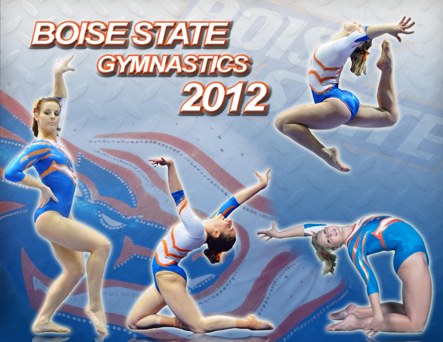 2012 Boise State Gymanstics Yearbook By Boise State University Issuu
