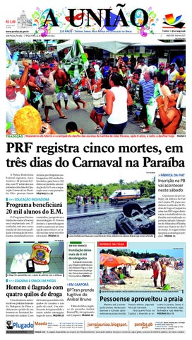 1ce739418 Jornal A UNIÃO by Jornal A União - issuu