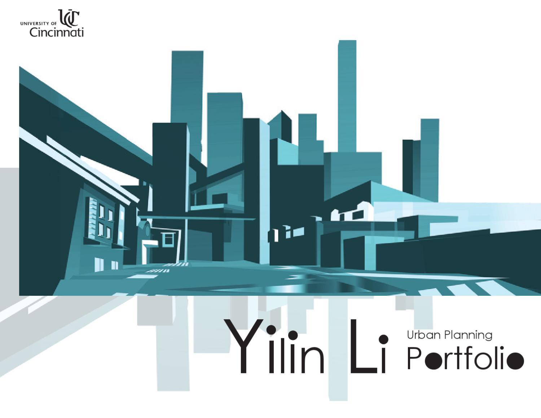2012 Urban Planning Portfolio by