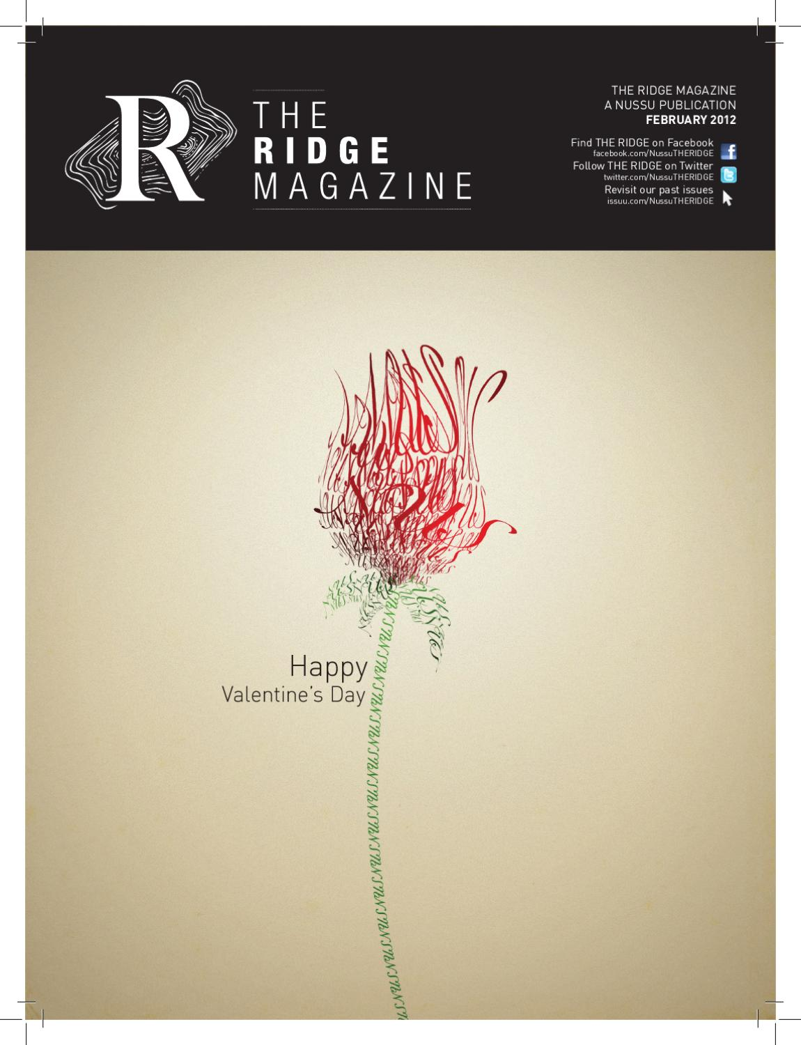 The Ridge February 2012 By Issuu Lovotics A New Robot Race That Can Love