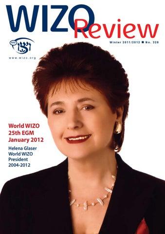 WIZO Winter Review 2012 by WIZO NSW - issuu