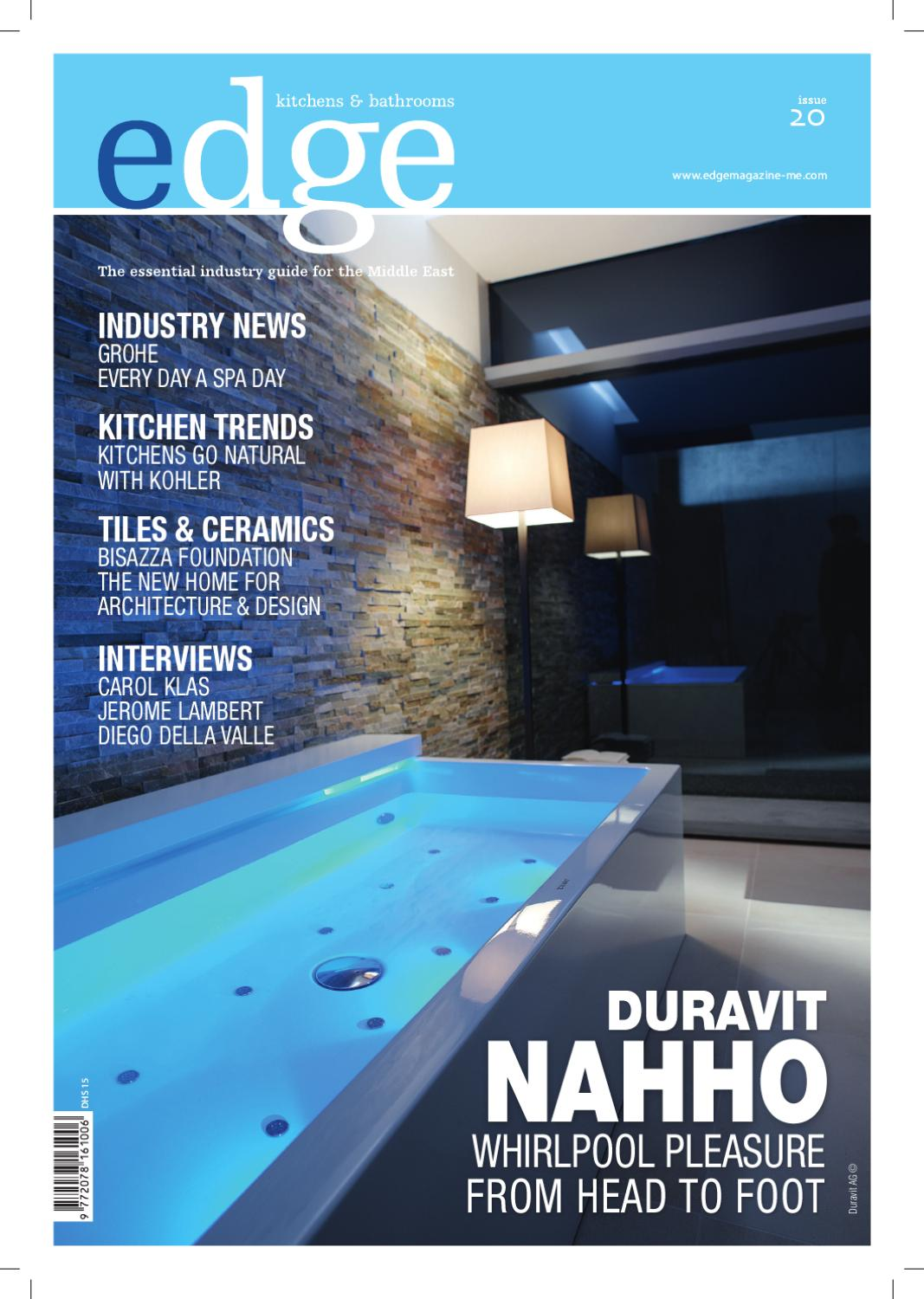 Edge Kitchen & Bathroom Magazine by Amed - issuu