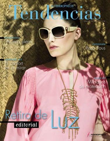98a0f041f6 Revista Tendencias Nº 21 by FEDEROPTICOS General - issuu