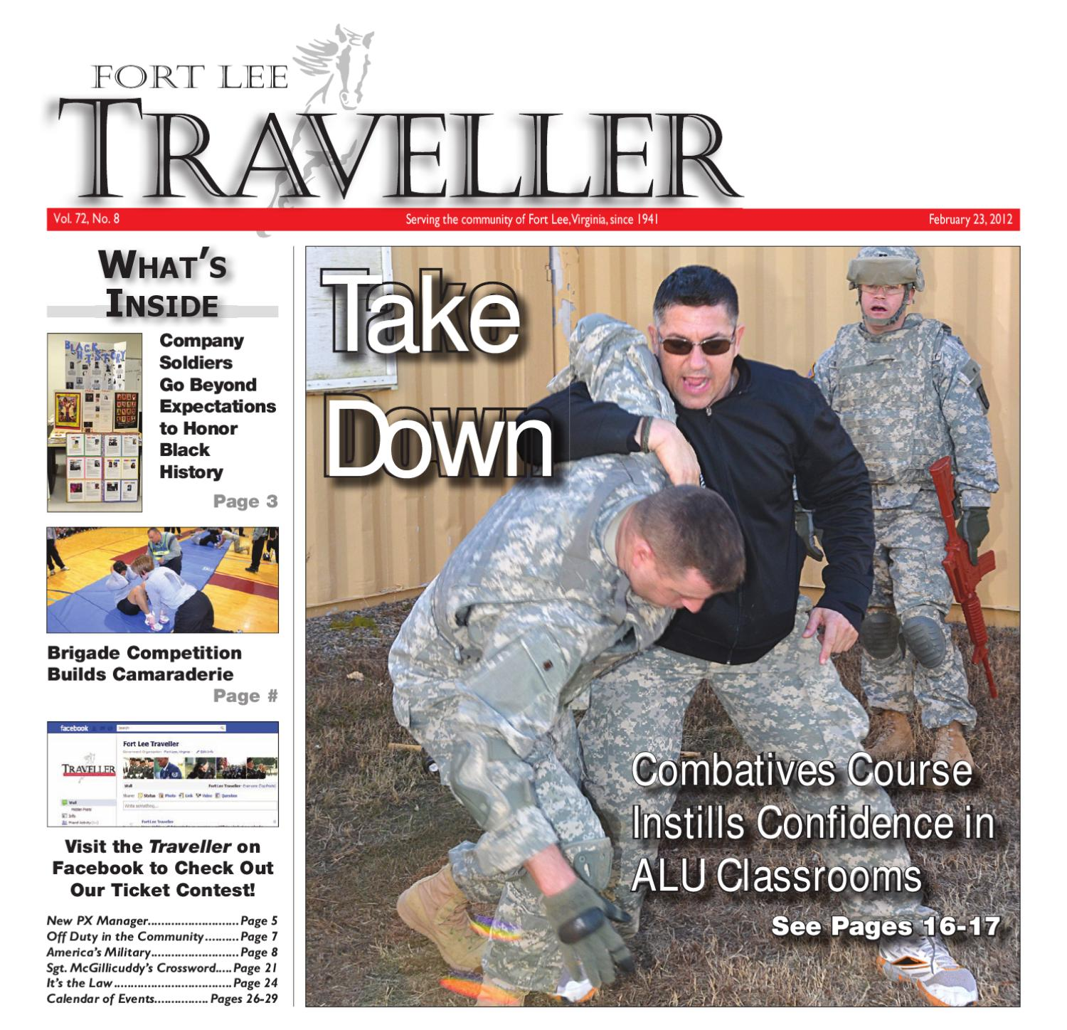 Traveller Feb  23, 2012 by Military News - issuu