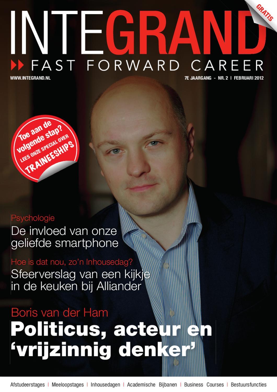 Integrand Magazine by Marjon Op de Woerd   issuu