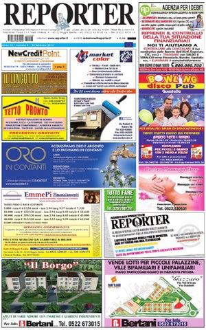 Reporter Annunci 03 Febbraio 2012 by Reporter - issuu e365663c0fc4