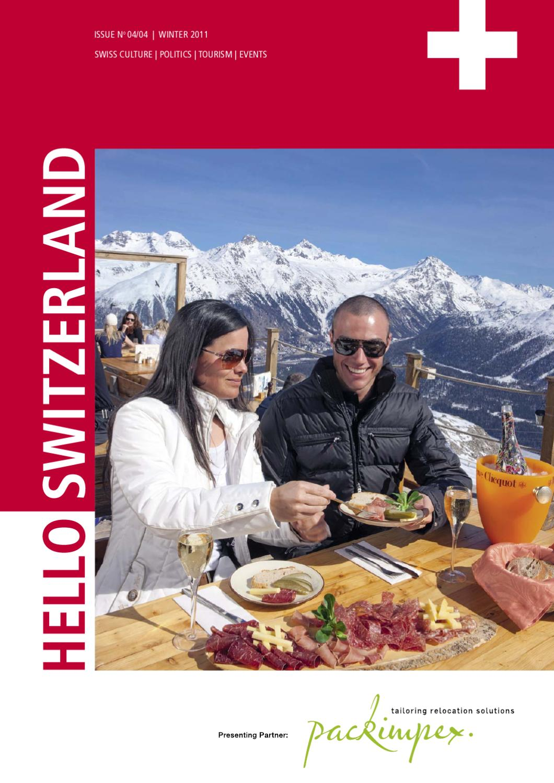 Hello Switzerland Winter 2012 By Hello Switzerland Ag Issuu