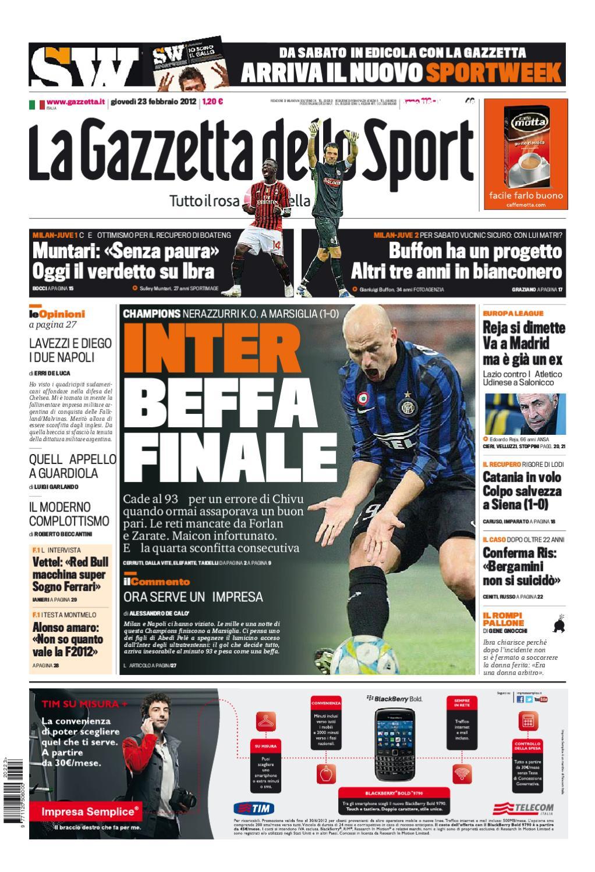 Gazzetta dello Sport 23 2  191b8718b5cb
