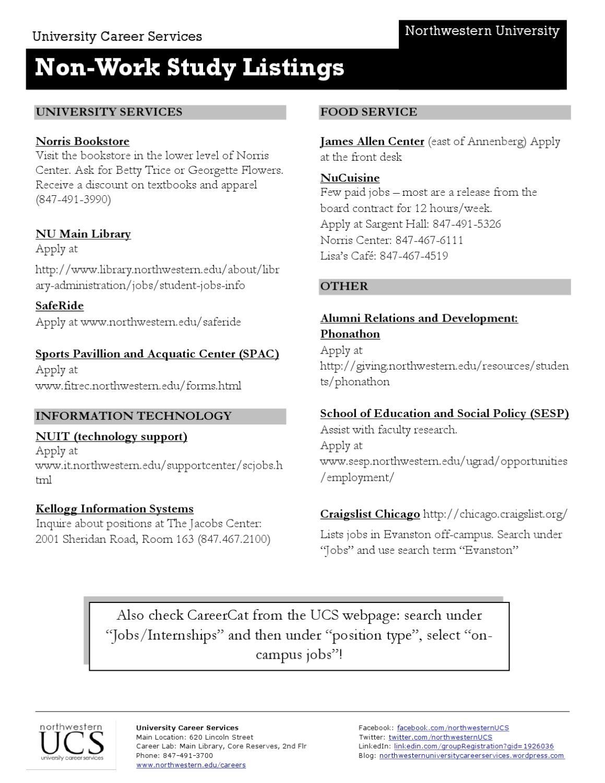 Craigslist evanston jobs