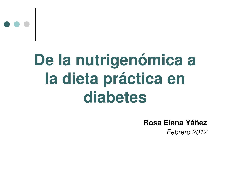 Dieta cetogénica para la revisión dietética de la diabetes