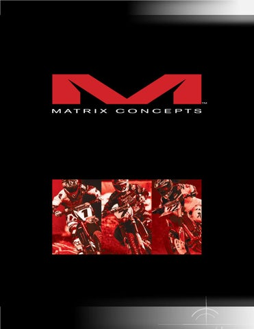 Matrix Concepts M1 Worx Tie-Down Orange//Black M1 106