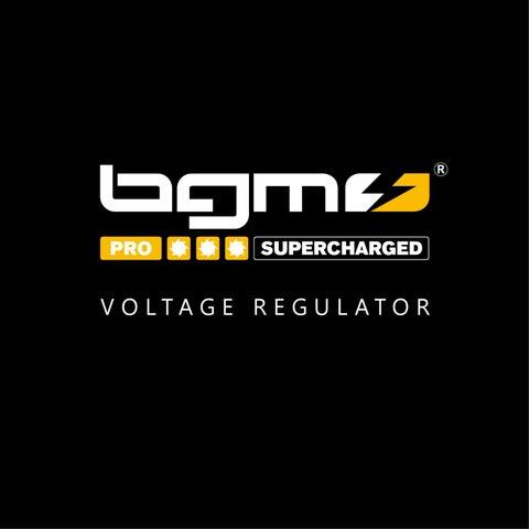 BGM 12v AC/DC regulator instruction manual by Casa Lambretta/Jet200  Performance - issuuIssuu