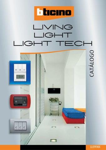 Catálogo Living Light 2013 2014 By Bticino Issuu