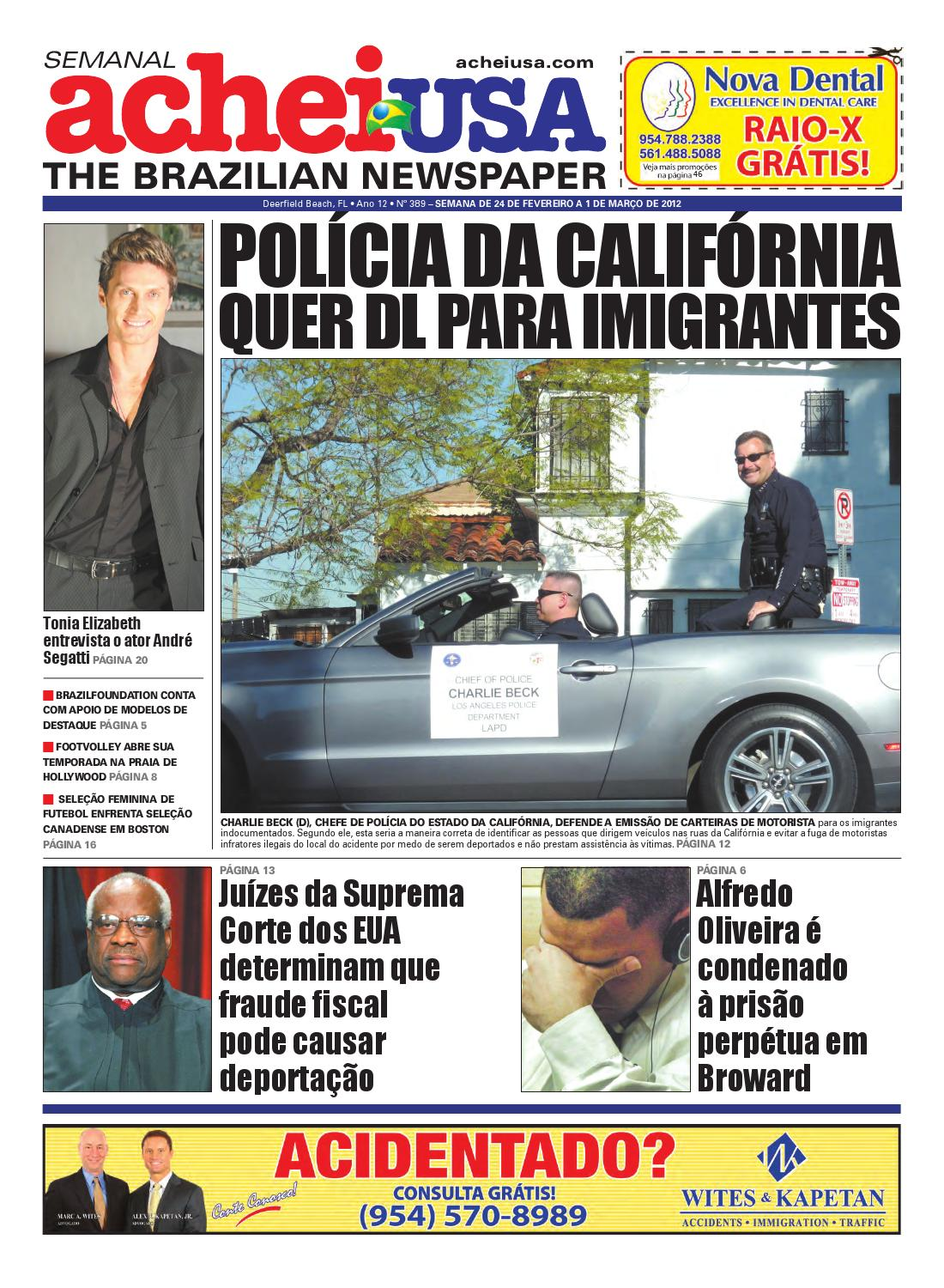 AcheiUSA 389 by AcheiUSA Newspaper - issuu f6143246df