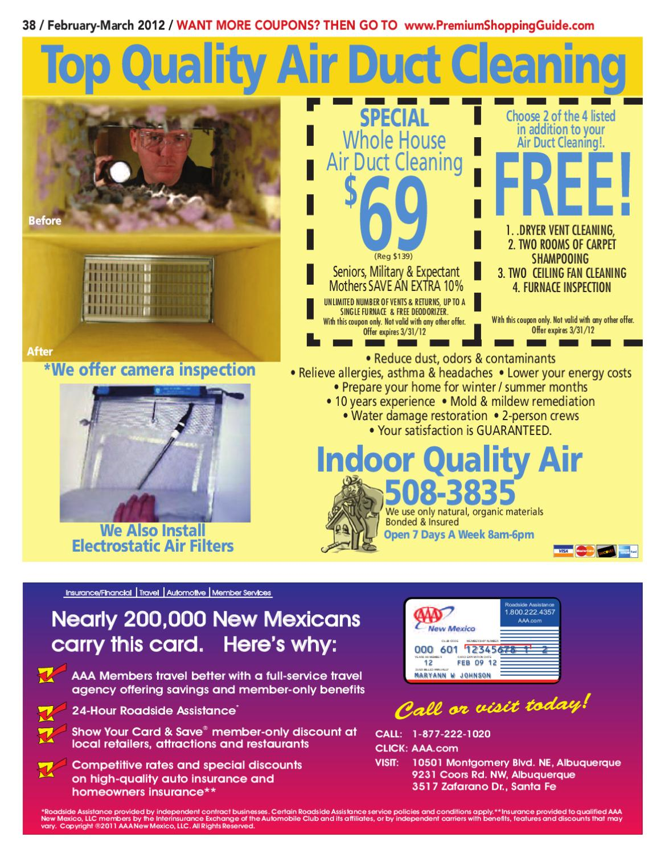 Premium Shopping Guide Albuquerque - Feb-Mar 2012 by Rick