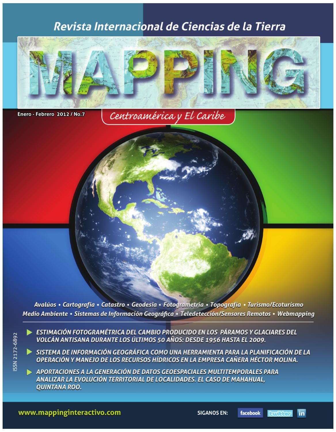 Revista Mapping 7:2012 by Revista Mapping - issuu