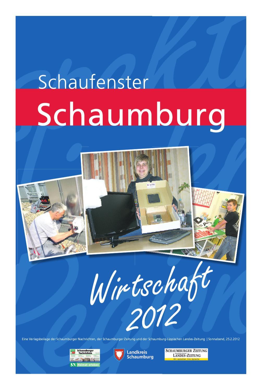 Schaufenster Schaumburg by Schaumburger Nachrichten ...