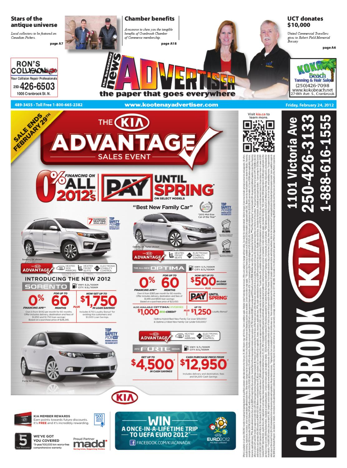 Kootenay News Advertiser February 24 2012 By Black Press Issuu Lionel 2353 Horn Schematic Diagram