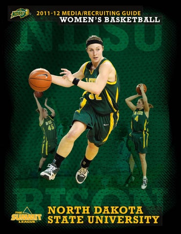 size 40 e9aa3 94bc6 2011-12 North Dakota State Women s Basketball Media Guide by North ...