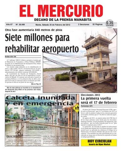 25febrero2012 by Diario El mercurio - issuu a04cc10d986