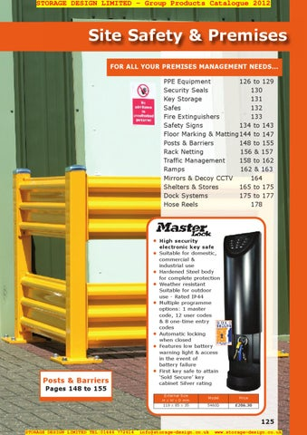 69ed76c9 02 - Site Safety & Premises by Storage Design Limited - issuu