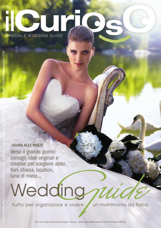 2012 By Issuu febbraio Ilcurioso Magazine Ilcurioso weddigguide PkXn0wO8