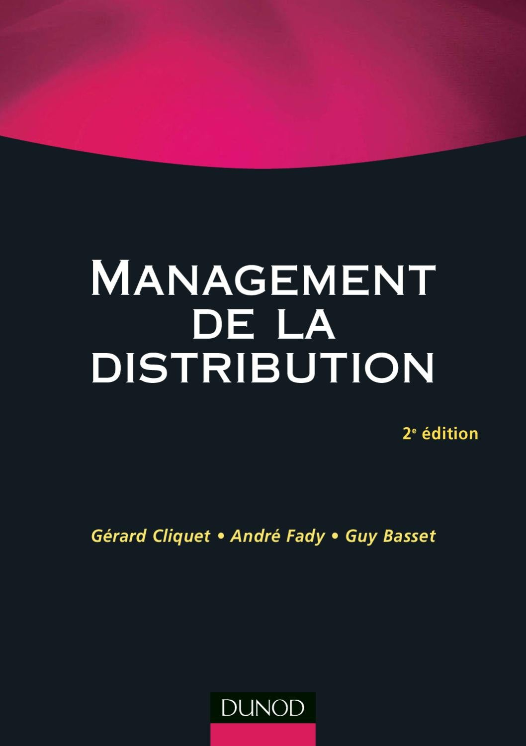 6e279d5c7e400 Management Distrib by Yass J - issuu