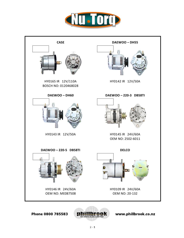 Alternators By Richard Brooks Issuu 6bb1 Isuzu Engine Diagram