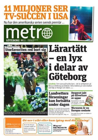 20141013 se goteborg by Metro Sweden - issuu 2d2f7f6b973dc
