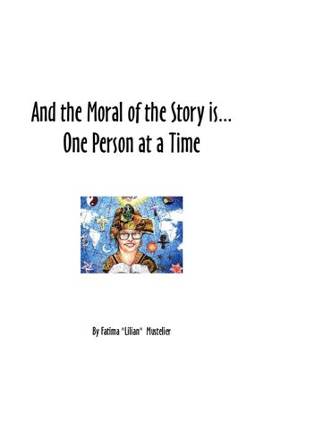 MORAL by Alaia Leighland issuu