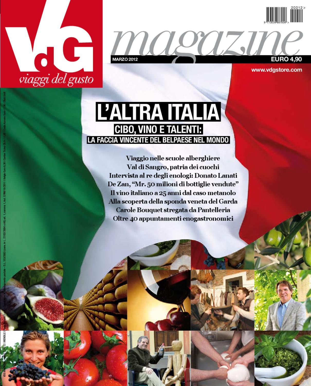 58b2e9a29a7a9 VDG Magazine Marzo 2012 by vdgmagazine - issuu