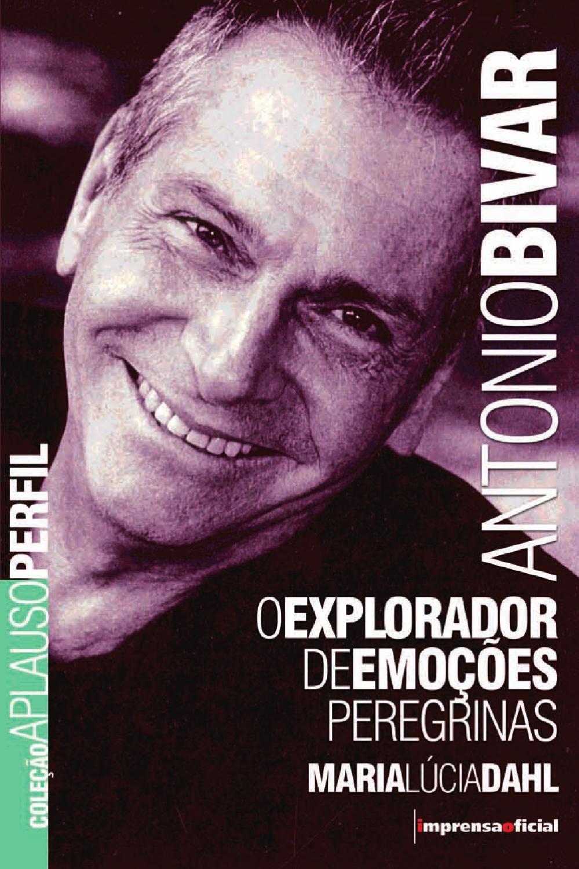 8e359c7b87284 AntonioBivar MariaLuciaDahl by SP Escola de Teatro - issuu