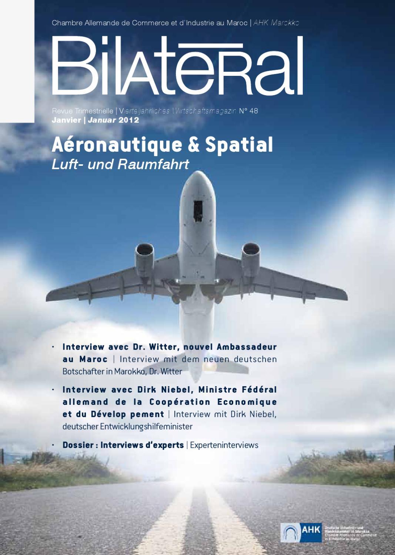 AHK Bilatéral - Magazine n°48 by Le point sur le i - issuu