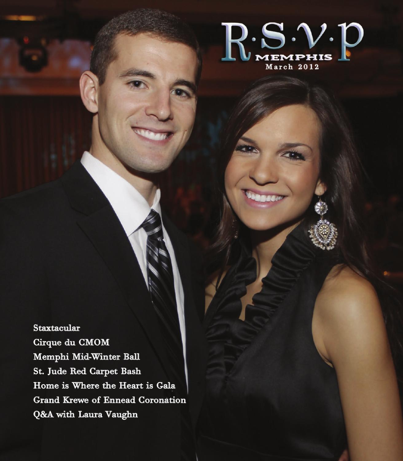 RSVP Magazine March 2012 by RSVP Magazine - issuu