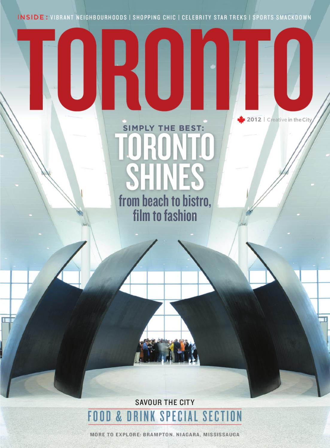 Toronto Guide - Hotel Version by Spafax - issuu
