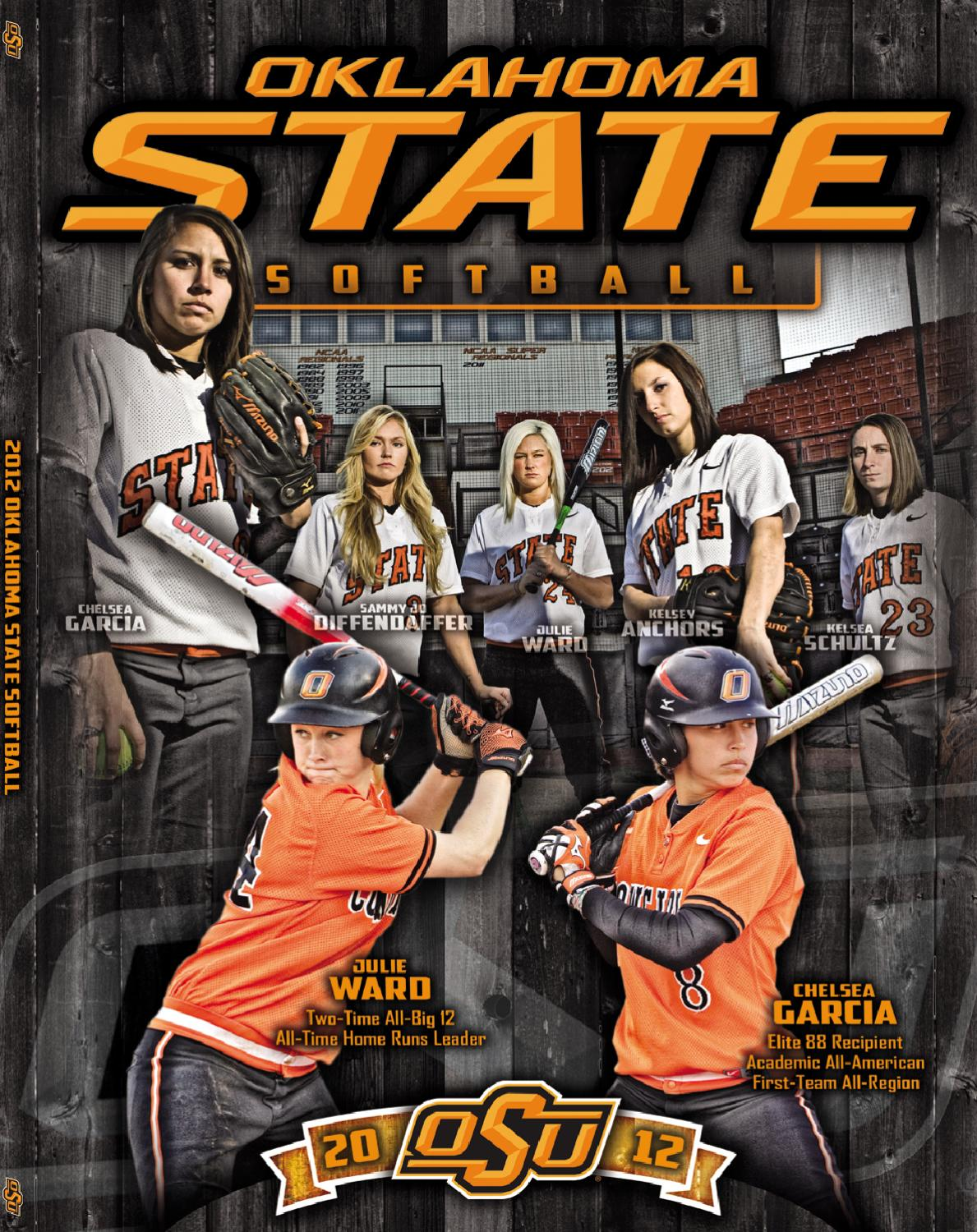 2012 softball media guide by oklahoma state athletics issuu