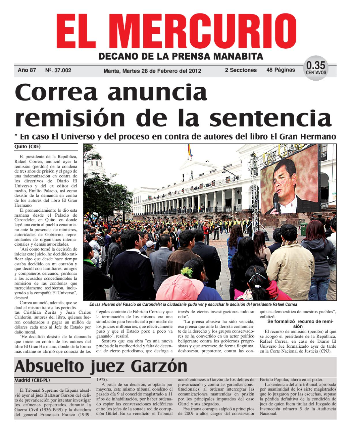 28febrero2012 by Diario El mercurio - issuu