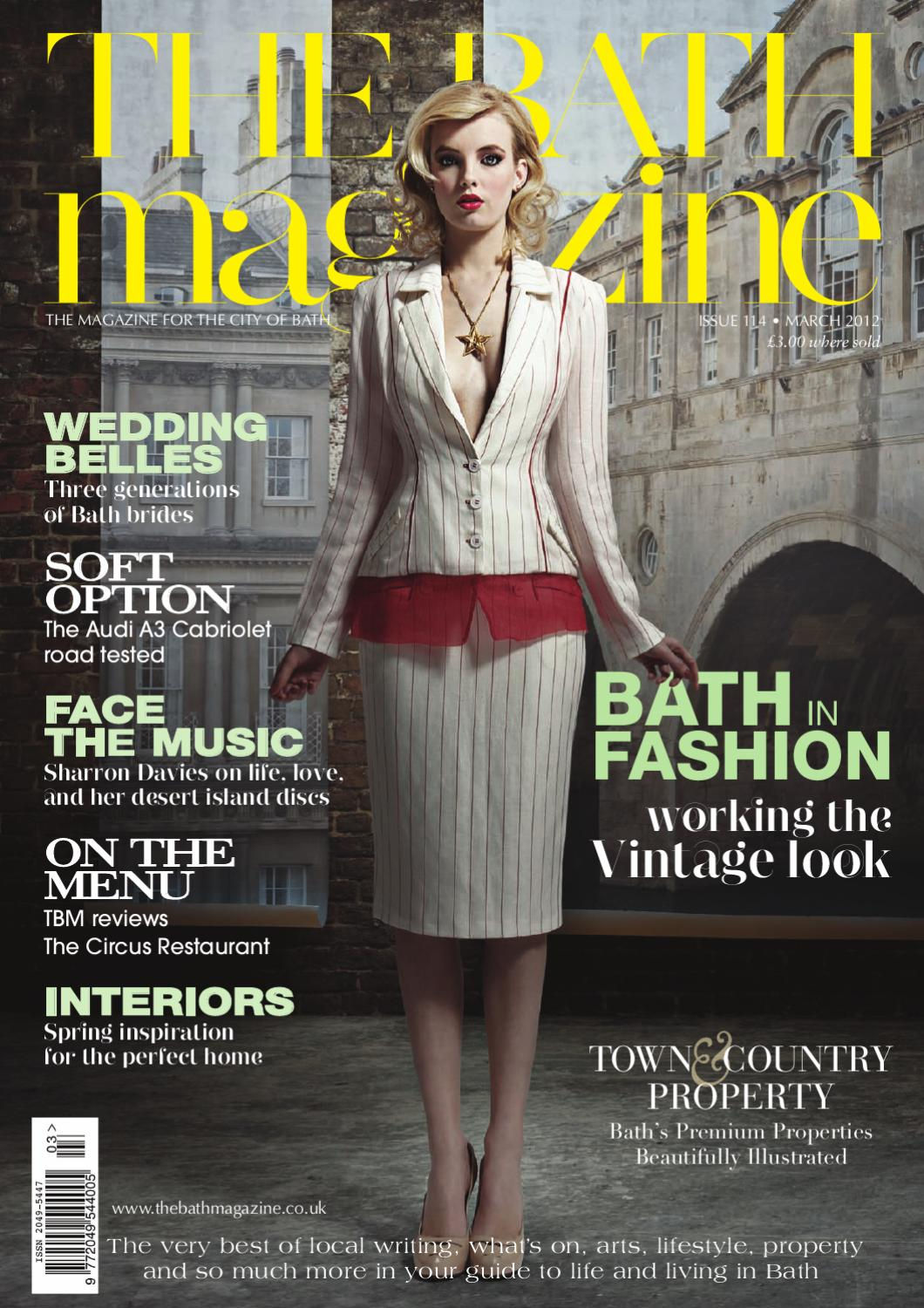 7064227132a96 The Bath Magazine March 2012 by MC Publishing Limited - issuu