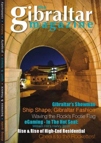 daa16f7b6757 The Gibraltar Magazine by Rock Publishing Ltd - issuu