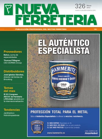 Ferreteria-326 by Versys Ediciones Técnicas 2b0830e0b624