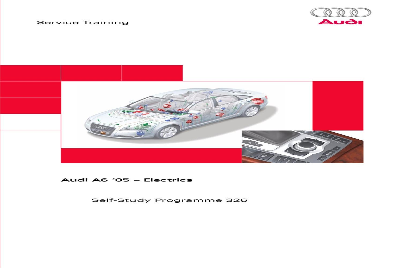 Manual Audi A6 Electronica by Vali Enescu - issuu