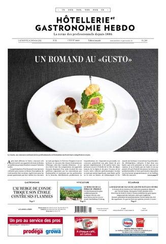 HetG Hebdo 5 2012 By Hotellerie Gastronomie Verlag