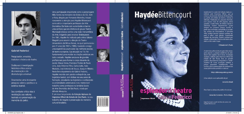 516baa6180 HaydeeBittencourt GabrielFedericci by SP Escola de Teatro - issuu