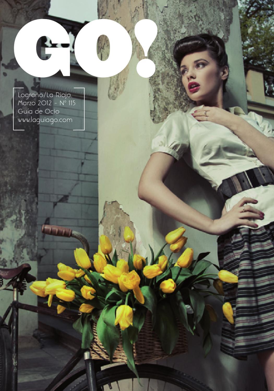 Revista Go Logroño La Rioja Marzo 2012 By Laguiagocom Issuu