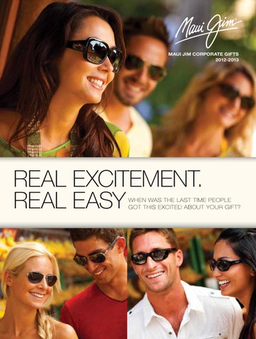 4c17cd49fc1 Maui Jim Catalog by Andrew ross - issuu