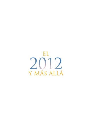 2012 Y Mas Alla By Patricia Mir Issuu
