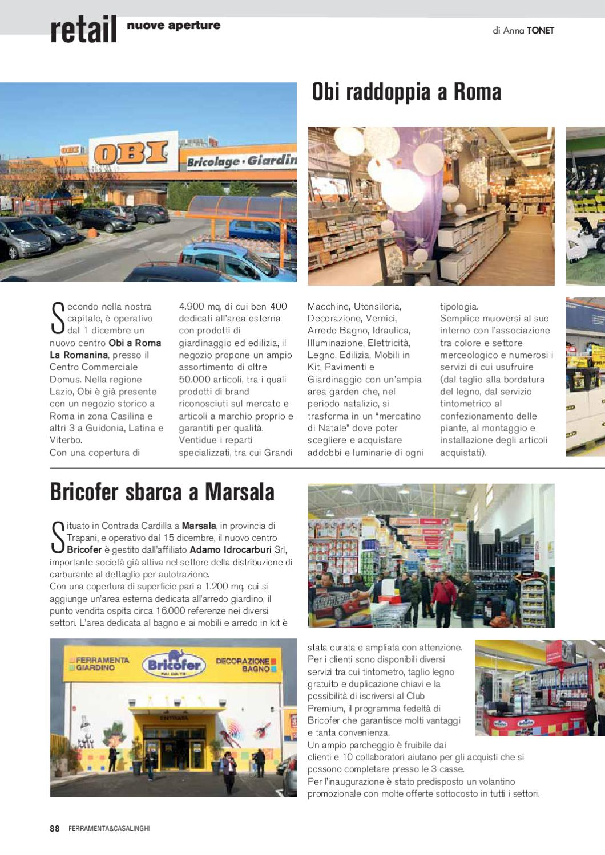 Arredamento E Casalinghi Latina.Ferramenta E Casalinghi Febbraio 2012 By Collins Srl Issuu