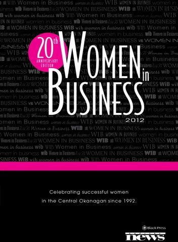 d32db0c5be1f6 Kelowna Women in Business 2010 by Kelowna CapitalNews - issuu